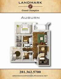 landmark grand champion apts floor plan auburn