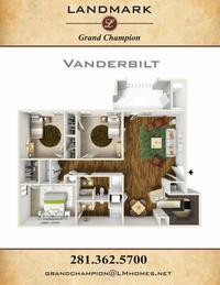 landmark grand champion apts floor plan vanderbilt